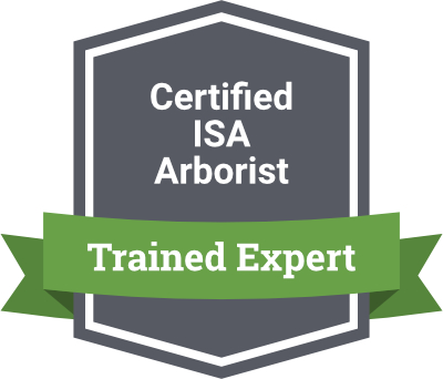 ISA Certified Arborist Badge