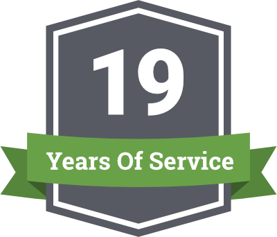 19 Years of Tree Removal Service